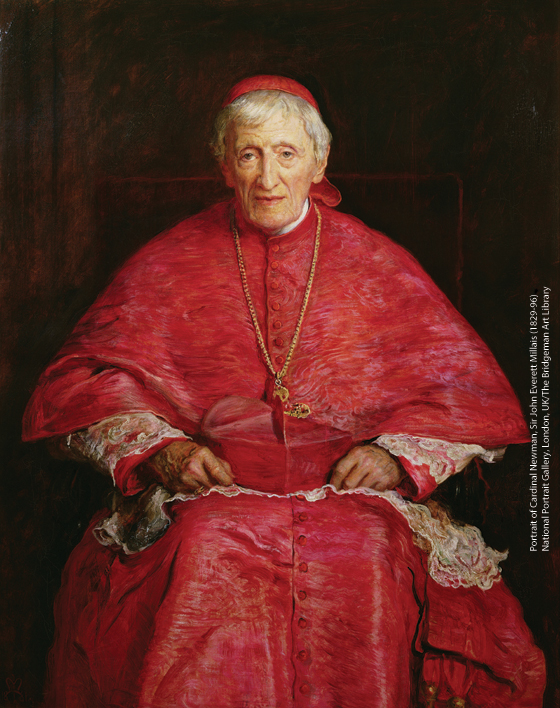 Out of Shadows and into Truth: Blessed John Henry Newman, a Model of Faithfulness by Abbot Jerome Kodell, OSB
