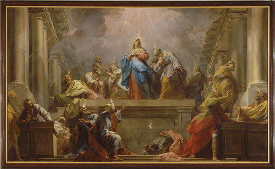The Season of the Spirit: The Book of Acts show us how to get ready for Pentecost