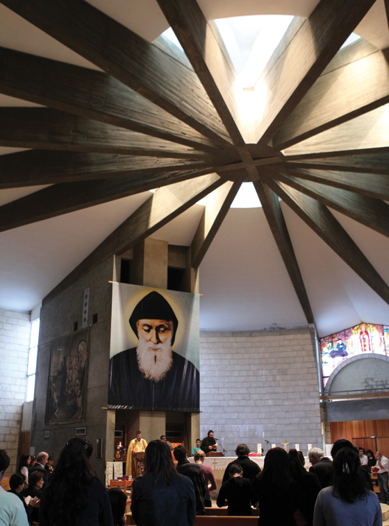 An Artisan of Peace: The Story of St. Charbel of Lebanon by Fady Noun