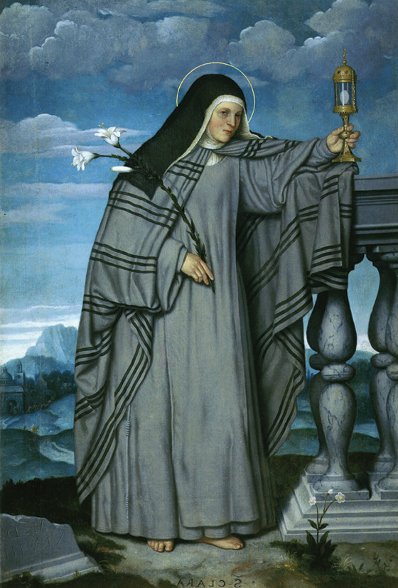 Love Opens Many Doors: St. Clare of Assisi, Pioneer of Faith by Sr. Inez Marie Salfer, PCPA