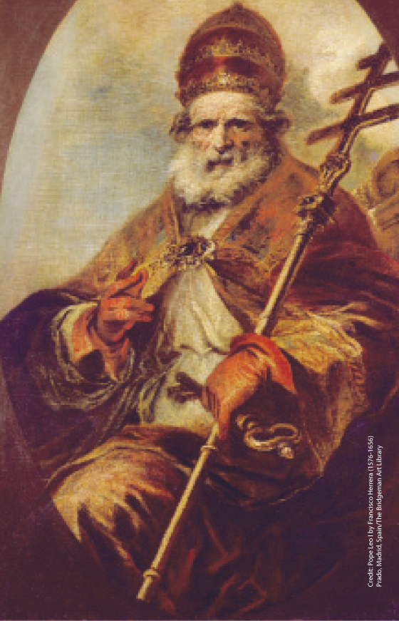 With Humble Boldness: A Profile of St. Leo the Great by Daniel Keating and Louise Perrotta