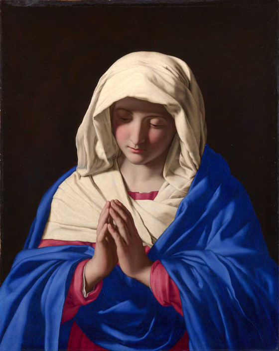 Mary Immaculate: As mother of Life himself, Mary mediates the life of Christ to us by Andrew Apostoli, CFR