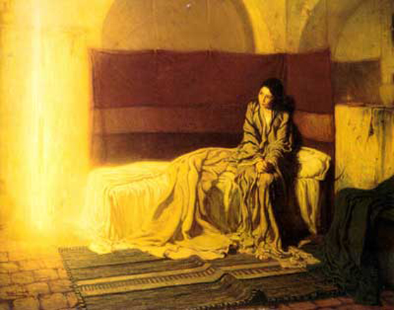 Honoring Mary, the New Eve: Becoming Like Mary