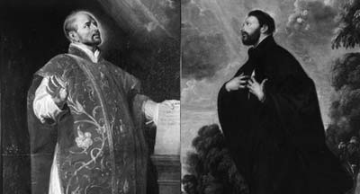 Tale of Two Friends: Francis Xavier, Ignatius of Loyola, and the Power of Friendship in the Lord by Louise Perrotta
