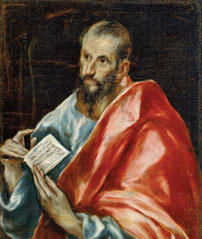 A Passionate Apostle: What was the source of St. Paul's dedication?