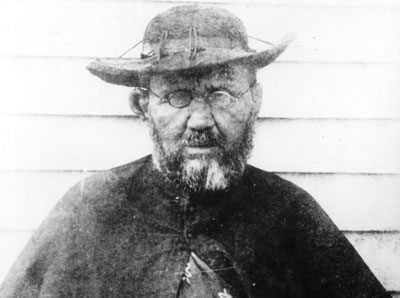 God's Athlete: St. Damien of Molokai lived his calling in a very physical, sacramental way. by J. Peter Nixon