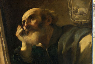 Painting with Words: How did St. Luke portray the birth of Christ?