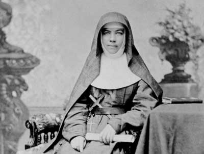 Mary MacKillop's Rocky Road to Holiness: Australia's first saint was no shrinking violet. by Patricia Treece