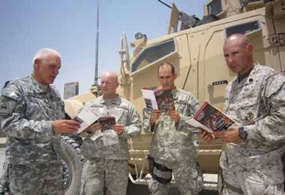 Conversions in Kandahar: Stories of Victory on the Spiritual Battlefield by Fr. William Kneemiller