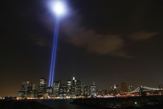 Someone to Watch over Me: My life changed forever on September 11. by Kathleen Genaille