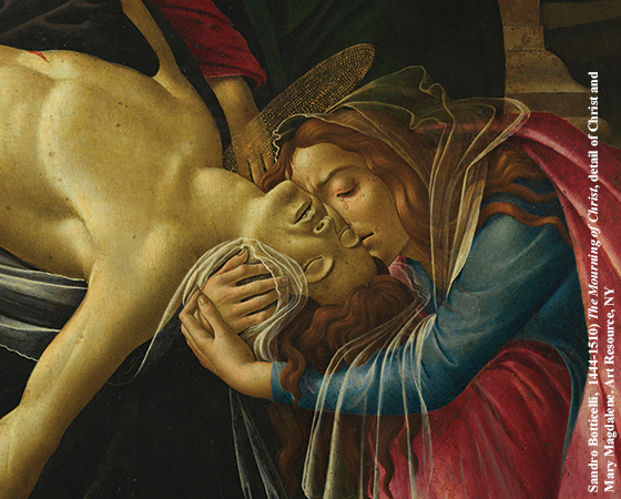 Why Are You Weeping?: Mary Magdalene's Journey to Resurrection Faith