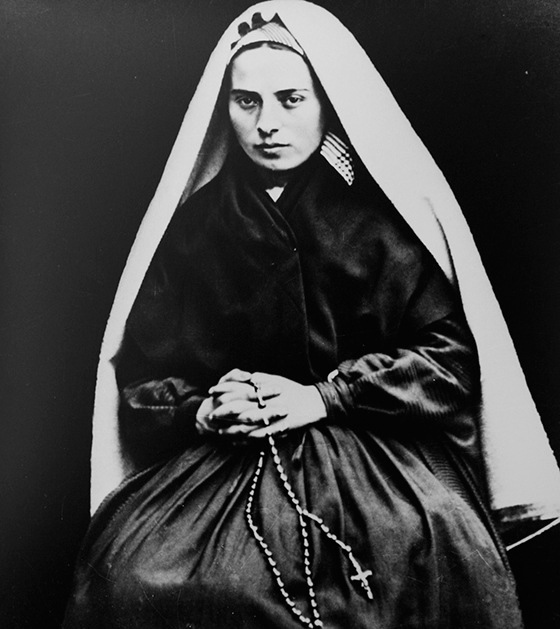 Simply Bernadette: What happened to the saint of Lourdes after the apparitions? by Hallie Riedel