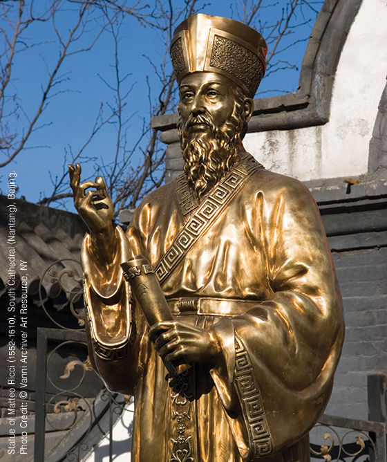 "A Prophet of the New Evangelization: Matteo Ricci and the call to be ""all things to all people."" by John O'Malley, SJ"