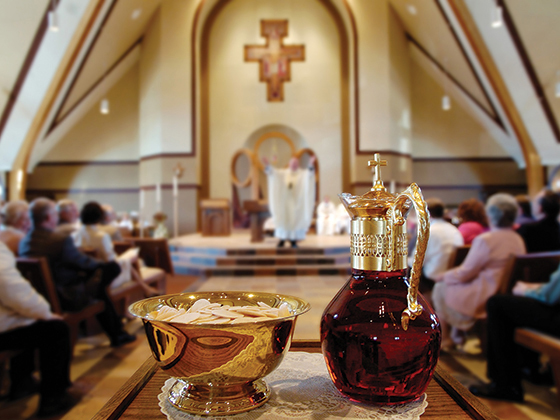 The Call to Communion: How to Develop the Heavenly Aspect of Your Spiritual Life.
