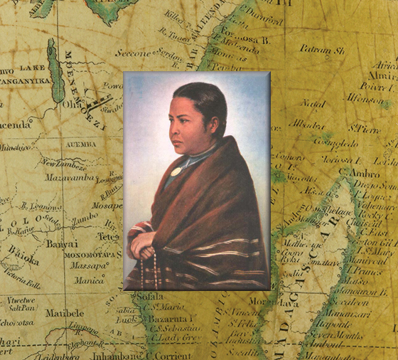 A Missionary Princess: The Unique Courage of Blessed Victoria Rasoamanarivo. by Woodeene Koenig-Bricker