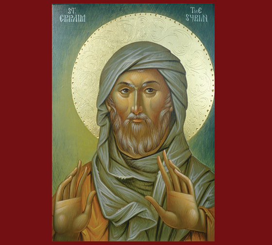 Keep Drinking from the Fountain: St. Ephrem teaches us how to hear God's voice in Scripture. by Craig E. Morrison, O.Carm.
