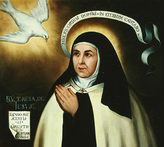 St. Teresa of Ávila: The Little Nun Who Could . . . and Did