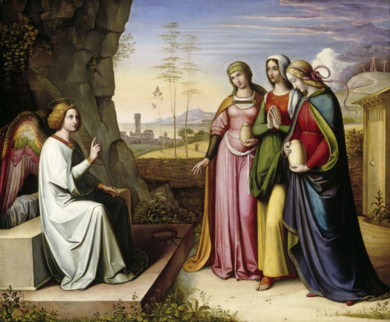 Image result for image of women at the tomb