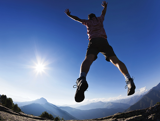 Jumping into Grace: Take a Leap of Faith in This New Year