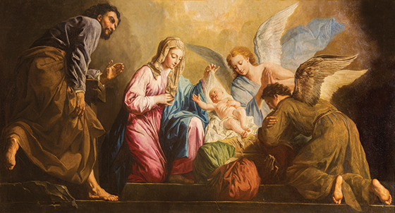 Emmanuel, God with Us: Why did Jesus come and live among us?