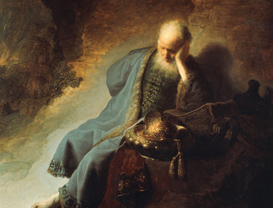 The Prophet, the Painter, and the Pope: Jeremiah, Rembrandt, and Pope Francis on tragedy and hope. by Craig E. Morrison, OCarm
