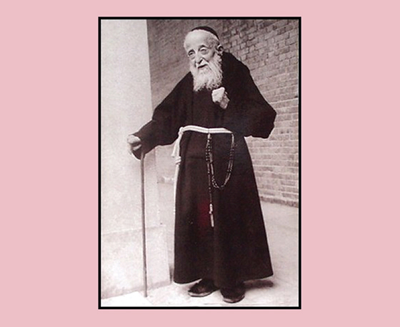 Put Everything on My Shoulders: Saint Leopold Mandić turned the confessional into a refuge of mercy. by Federica Paparelli Thistle