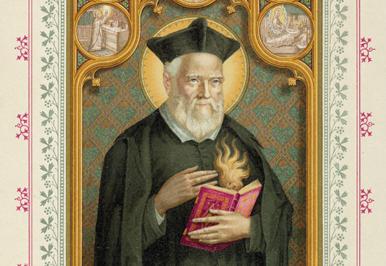 Cheerfully! Cheerfully!: How St. Philip Neri transformed the city of Rome. by Hallie Riedel