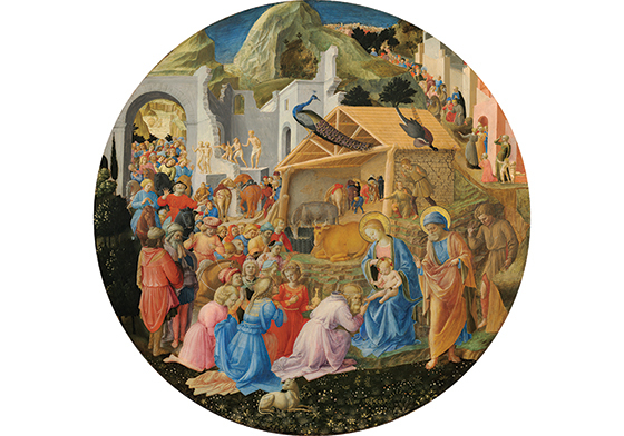A Visual Homily: Blessed Fra Angelico used art to open the Scriptures. by Jem Sullivan