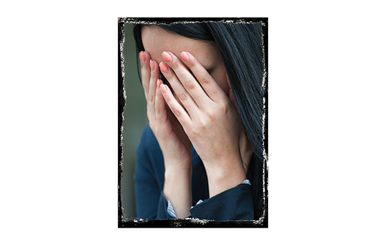 """""""Take It by the Hand."""": I put down the weight of my chronic depression. by Sandra Ferraro"""