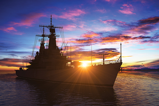 Surprised by Brotherhood: A Baptist minister helped me to be a better navy priest. by Fr. Luke Dundon