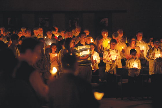 Burma Comes to Bowling Green: A parish learns that when you give, you receive by Bob Horning