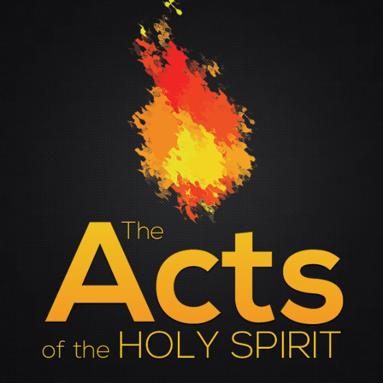 "The ""Acts"" of the Holy Spirit: The Power of the Spirit in the Early Church"