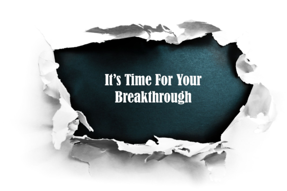 A Spiritual Breakthrough: Three Key Elements of Conversion