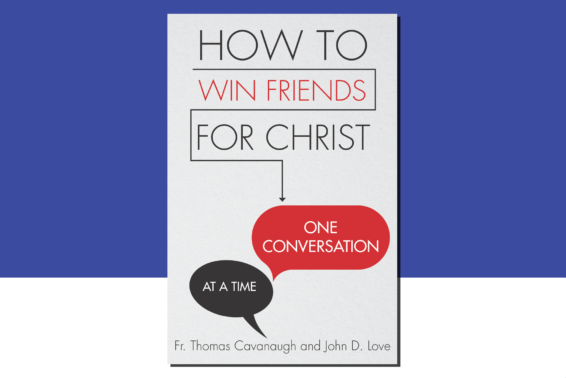 Jump-Starting the New Evangelization: A new handbook explains how to share the gospel with friends. by Laura Loker