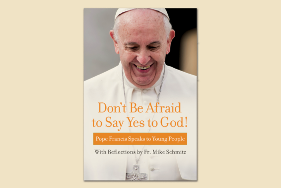 Reaching Their Hearts: In a new book, Fr. Mike Schmitz offers insights into Pope Francis' words for young people.