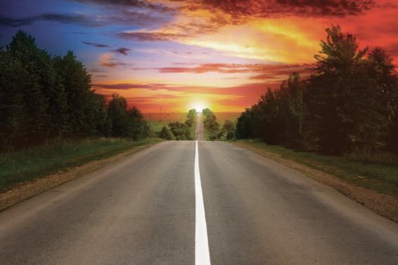 A Heavenly Road Map: God wants to expand our horizons.