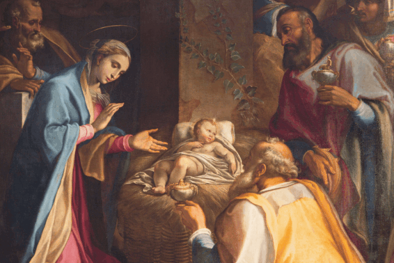 She Kept All These Things in Her Heart: Treasuring and pondering with Mary ithis Christmas.