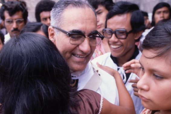 Unless a Grain of Wheat Dies: St. Oscar Romero lived and died defending his people. by Todd Walatka