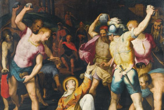 Bringing Heaven to Earth: St. Stephen embodies the true Christmas spirit. by Kathryn Elliott