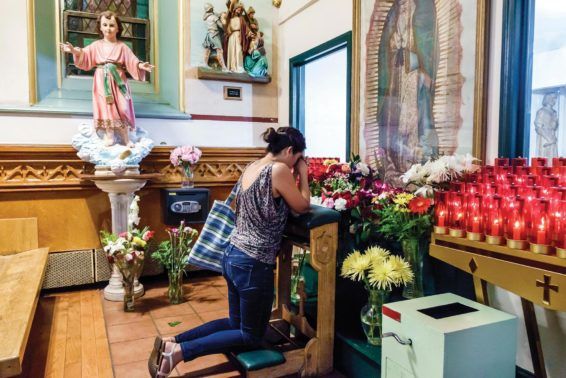 Our Lady of Guadalupe, Pray for Us: Discovering a mother who can relate to us. by Eileen Morgan
