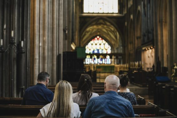 Lord, Make Us One!: What does God think about divisions in the Church?