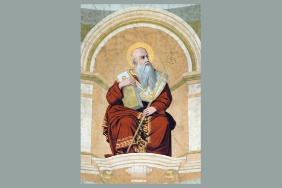 A Frustrated Contemplative: How St. Gregory of Nazianus' struggles preserved the Church. by Fr. Michael Kueber