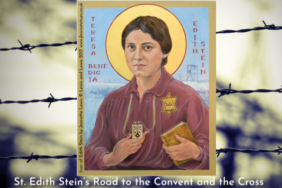 From Seeker to Saint: St. Edith Stein's road to the convent and the cross. by Anne Costa