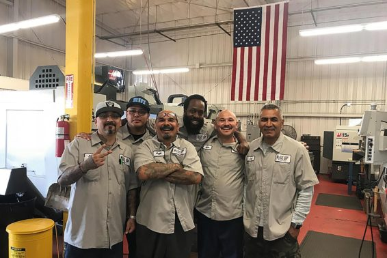 Murderers to Miracles: Rise up Industries Gives Job Skills and Character to Ex-Gang Members by Kathryn Elliot