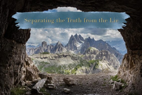 Separating the Truth from the Lie: How the Examen Prayer Can Set Us Free