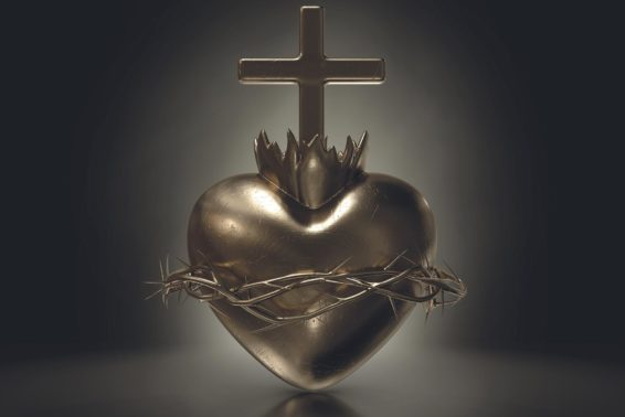 My Spiritual Heart Transplant: The Sacred Heart of Jesus Led Me to a Surprising Discovery by Emily Jaminet