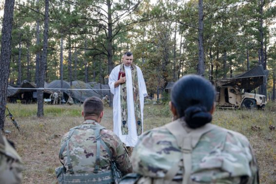 Finding Christ in the Military: Reach More Connects Young Service Men and Women to Each Other and to the Lord by Hallie Riedel