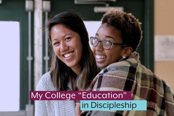 """My College """"Education"""" in Discipleship: How a School for the New Evangelization Unexpectedly Changed My Course by Colleen Hadsall"""