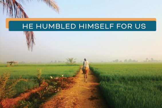 He Humbled Himself for Us: Jesus, the Suffering Servant