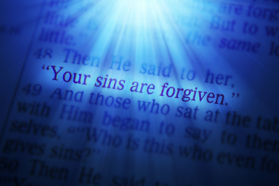 The Quality of Mercy: Jesus is eager to forgive us and free us from the burden of our sins. by Jerome Kodell, OSB